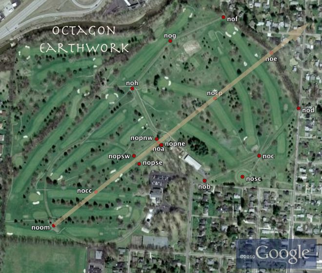 Octagon Earthwork, Newark, Ohio