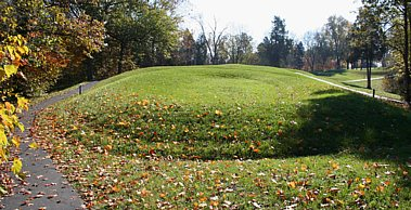 Serpent Mound Oval Mound