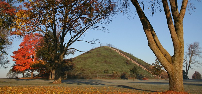 ancient monument earthen mound