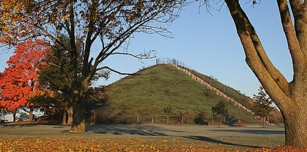 Miamisburg Mound, Ohio