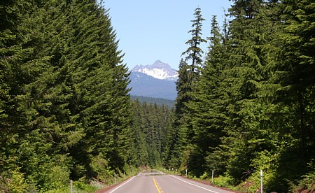 Mt. Jefferson is a 10,497 foot composite volcano erupted atop shield volcanoes.
